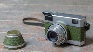 Kamera Carl Zeiss